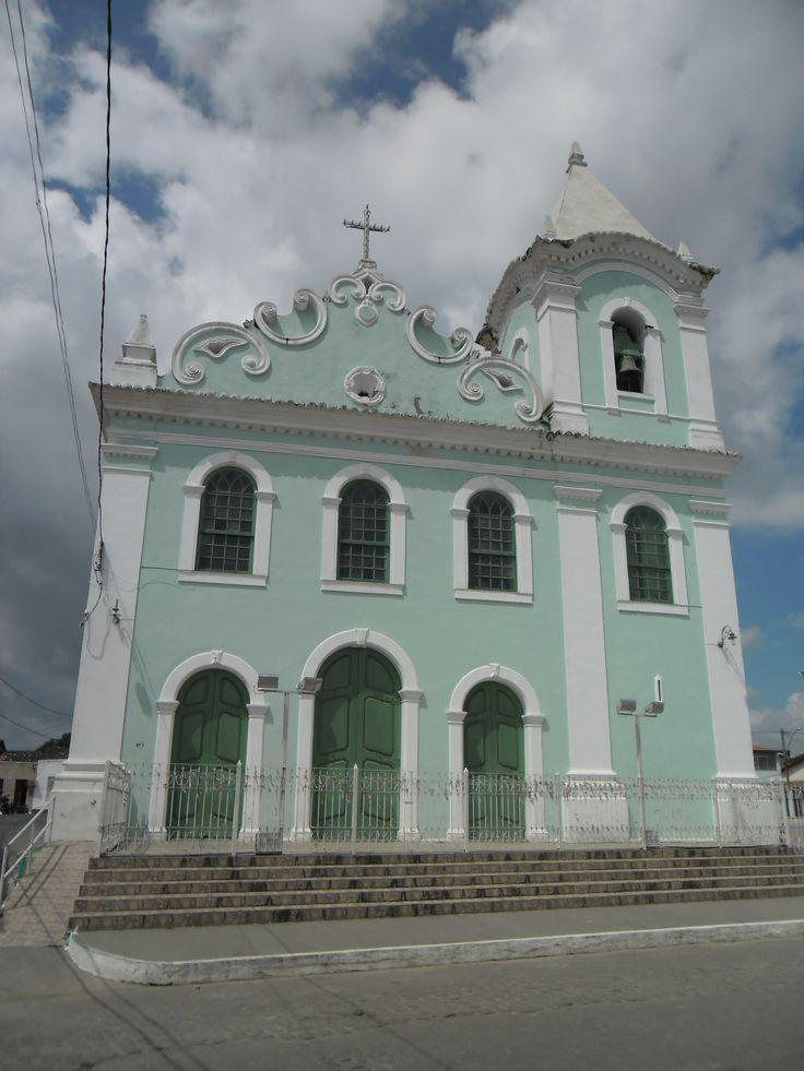 Igreja do Senhor do Bonfim_Muritiba_Brasil