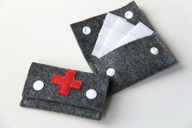 Pillen- & Notfalltaschen - Pflastertasche, Notfalltäschchen, Erste Hilfe…
