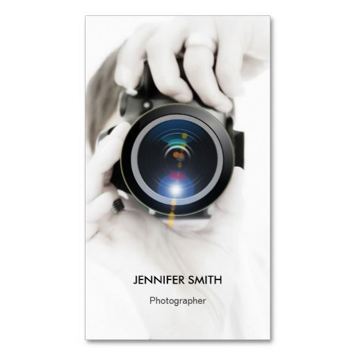 303 best photographer business cards images on pinterest merchandise photographer chic elegant photo business card accmission Image collections