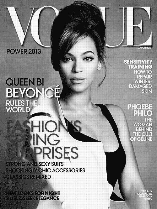 beyonce magazine cover go - photo #23