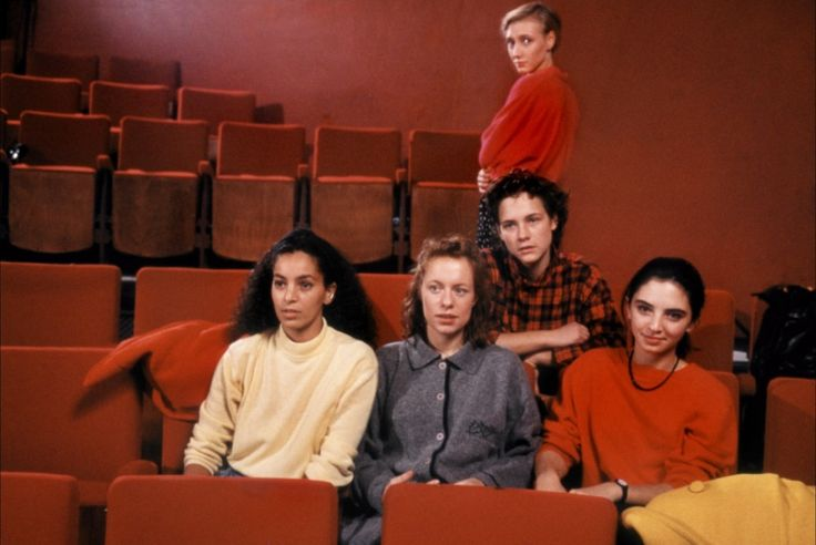 La Bande des quatre de Jacques Rivette (1988), projeté samedi 20 juillet à 21h et samedi 27 juillet à 16h30 au Forum des images !