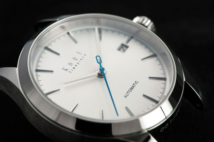 ASCII.jp:腕時計革命ふたたび Knot機械式に挑戦