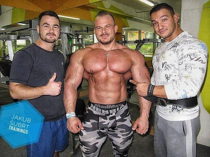 "dalthorn: "" Jakub Šubrt (middle) """