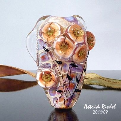 Astrid Riedel NEW LINEUP March 2012 - Lampwork Etc.