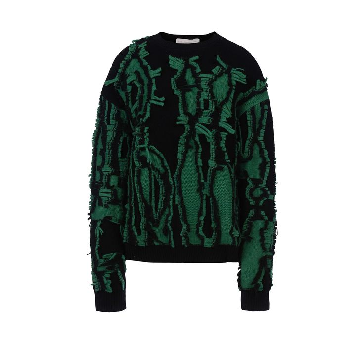 Stella McCartney - Cut Shibori Jumper - Shop at the official Online Store