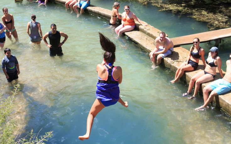 Texas: Jacob's Well