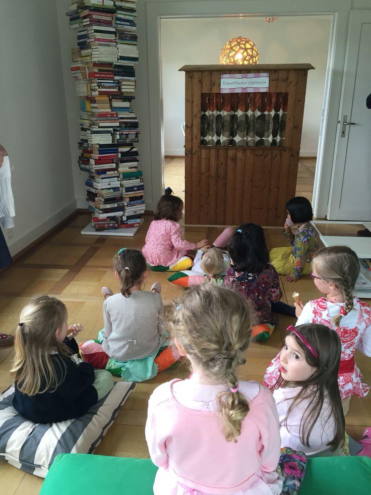 Kasperli Kindergeburtstag