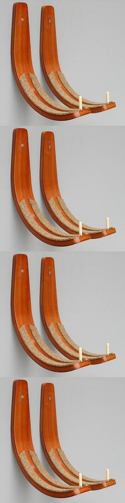 Car Racks 114254: Hawaiian Hand Made Gun Rack Surfboard Rack Brunette -> BUY IT NOW ONLY: $49.95 on eBay!