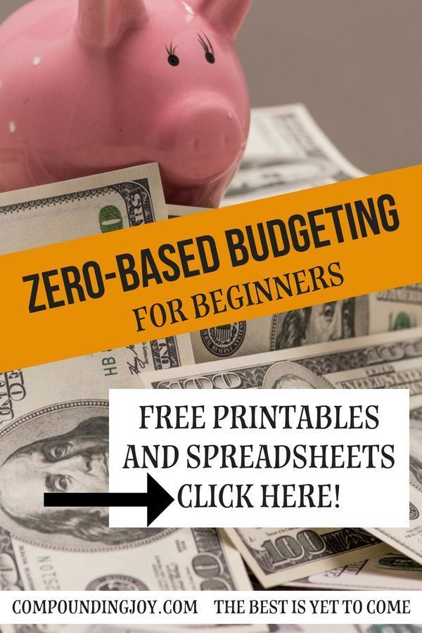 Zero-Based Budgeting A Beginner\u0027s Guide Get Out of Debt