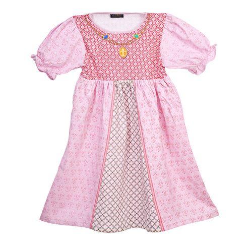 Pijama-disfraz princesa