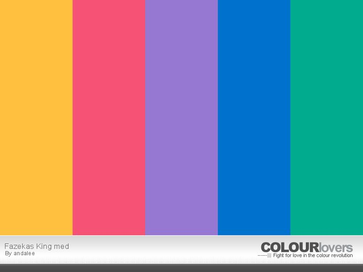 Palettes of life. Love of color. Hues of feelings. Colors are everywhere!