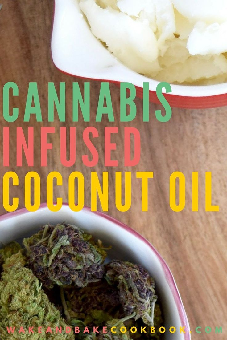 When I want to make really potent, really healthy edibles or topicals (like massage oil or weed lube), this cannabis coconut oil is my go-to infusion. It's the most popular recipe here on Wake &amp…