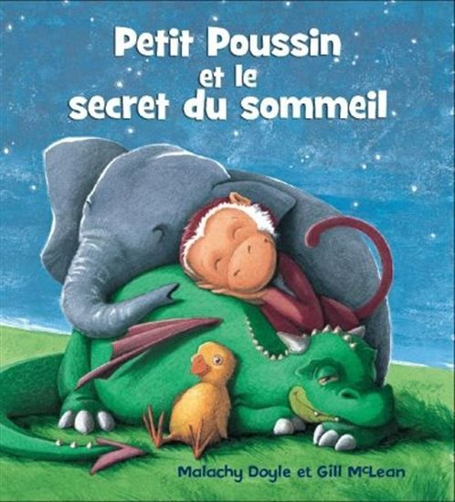 « Quel est le secret du sommeil ?» se demande Petit Poussin, alors qu'il n'arrive pas à fermer l'oeil. En se laissant guider par la lune, il partira à la découverte des mystères de la nuitet rencontrera de nombreux nouveaux amis ! Parviendront-ils à l'aider à bien dormir ?