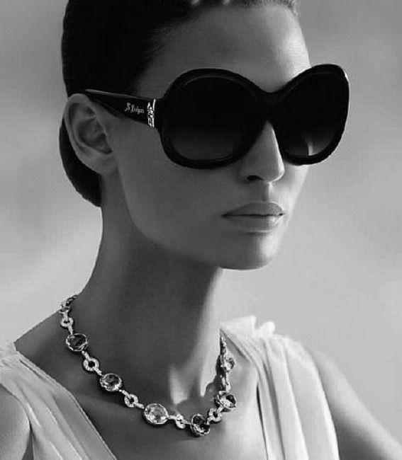 Shades of Jackie O... #sunglasses