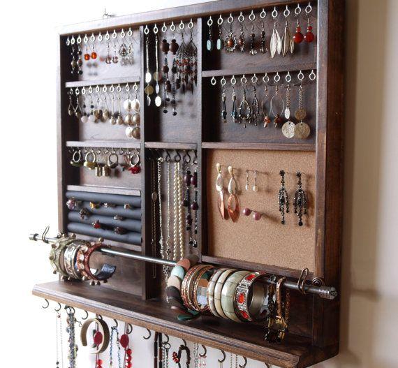 Eccezionale Oltre 25 fantastiche idee su Espositore per gioielli su Pinterest  FT66