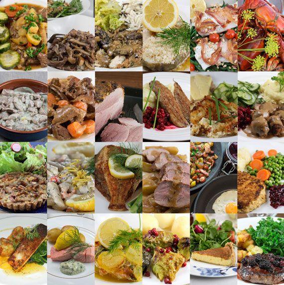 Swedish Food Website!