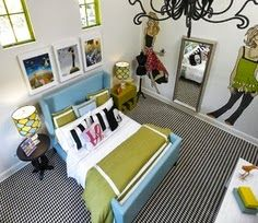 The Lab on the Roof: 13 Ιδέες για εφηβικά δωμάτια για κορίτσια - 13 teen girls Bedroom Ideas