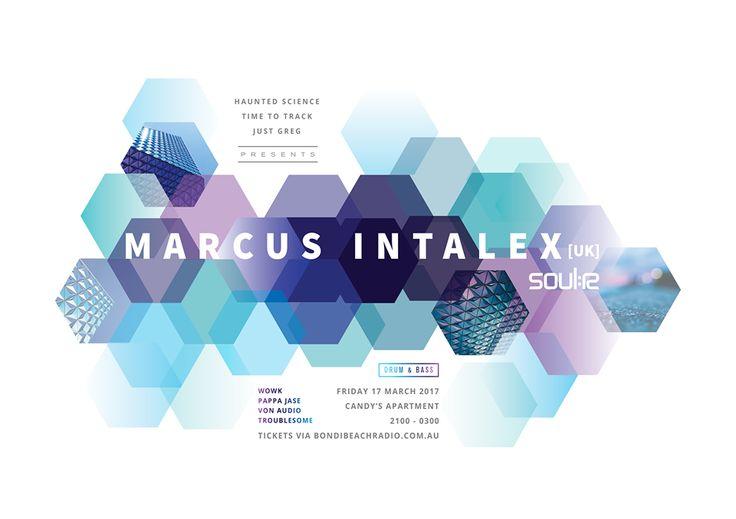 Marcus Intalex Fri 17 March 2017 -Sydney