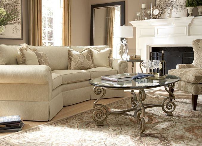round couch willow living rooms havertys furniture home