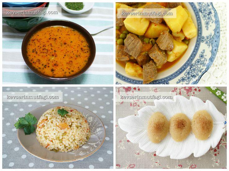 Günün Menüsü 1 Şubat - Kevser'in Mutfağı - Yemek Tarifleri