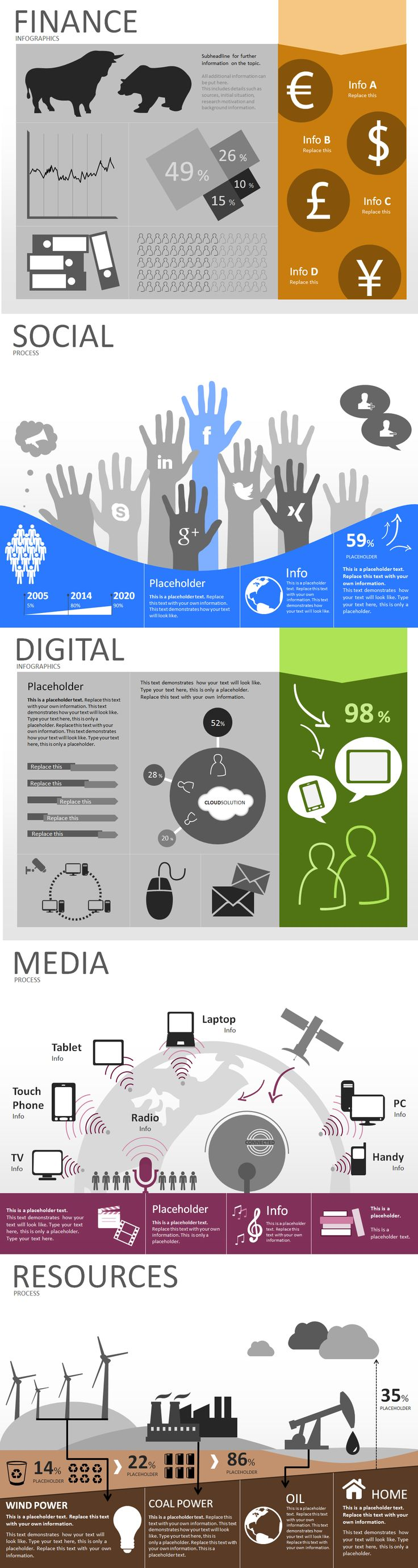 Auswahl an Folien mit Grafiken und Bildern: PowerPoint Designs für professionelle Präsentationen http://www.presentationload.de/powerpoint-charts-diagramme/grafiken-und-konzepte/ http://www.presentationload.de/branchen/
