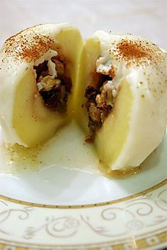 elma tatlısı (apple dessert)