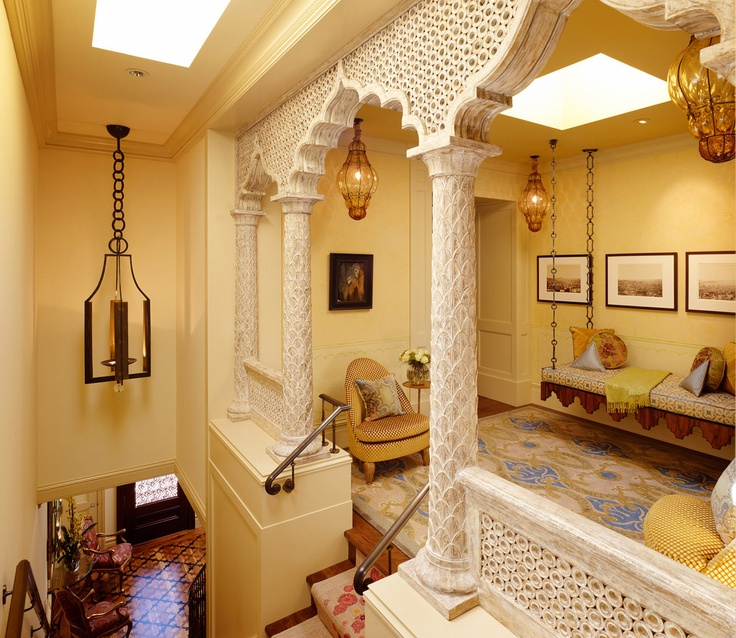 Moroccan Inspiration By Jeffers Design Group Moroccan Style Interior Design Pinterest