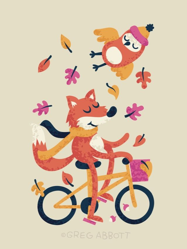 Autumn Ride  © Greg Abbott Created (YMD) 2012-05-10.