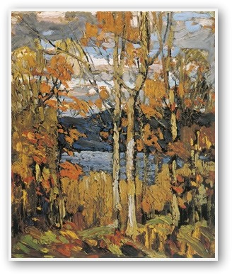 Tom Thomson- Algonquin October