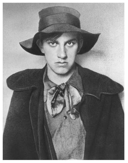 Mayakovsky, Russian poet, artist, playwright, actor, Futurist. 1893-1930