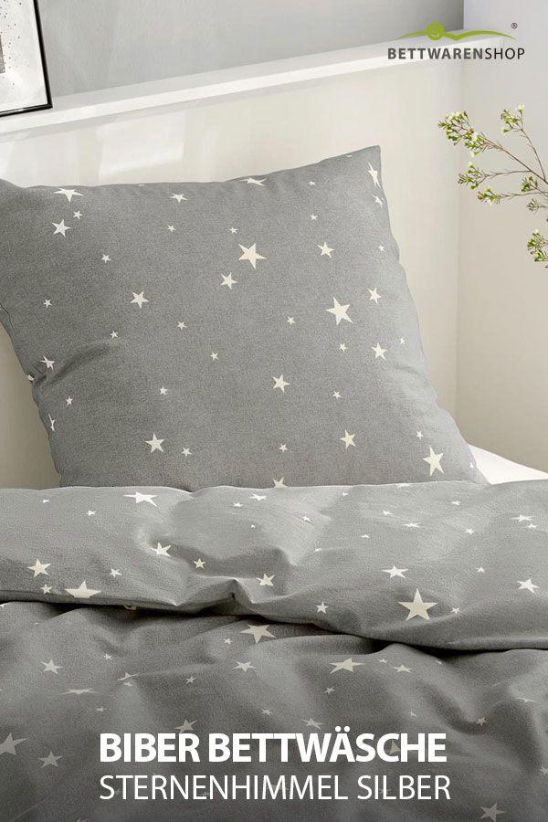 Mit Vielen Unterschiedlichen Sternen Bedruckt Ist Die Weiche Und