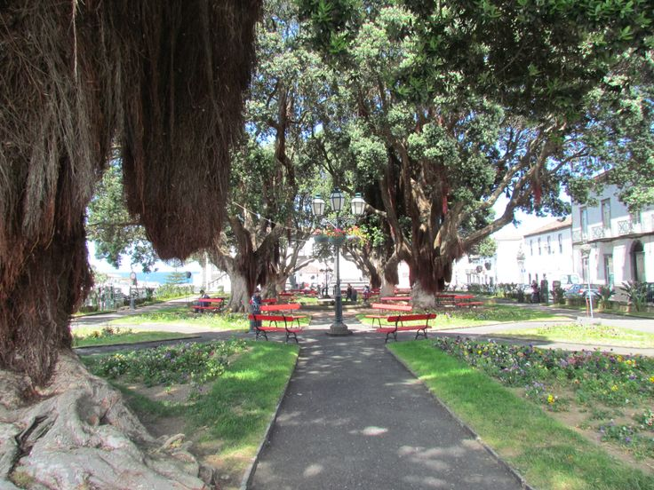 Park - Sao Miguel - Azores, Portugal