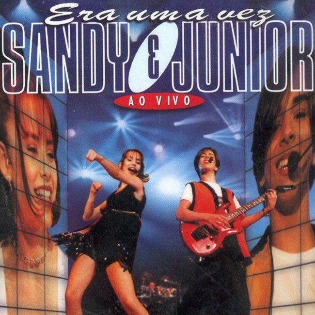 Sandy & Junior - Era Uma Vez Ao Vivo [1998]