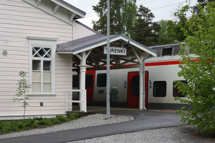 Trains has stopped at Turenki over 150 years
