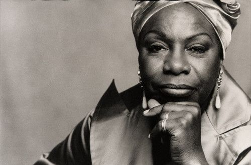 "Nina Simone: ""There's no excuse for the young people not knowing who the heroes and heroines are or were."""