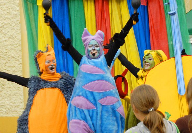 Koty Trzy – relacja ze spektaklu Teatru Gry i Ludzie | mama czyta
