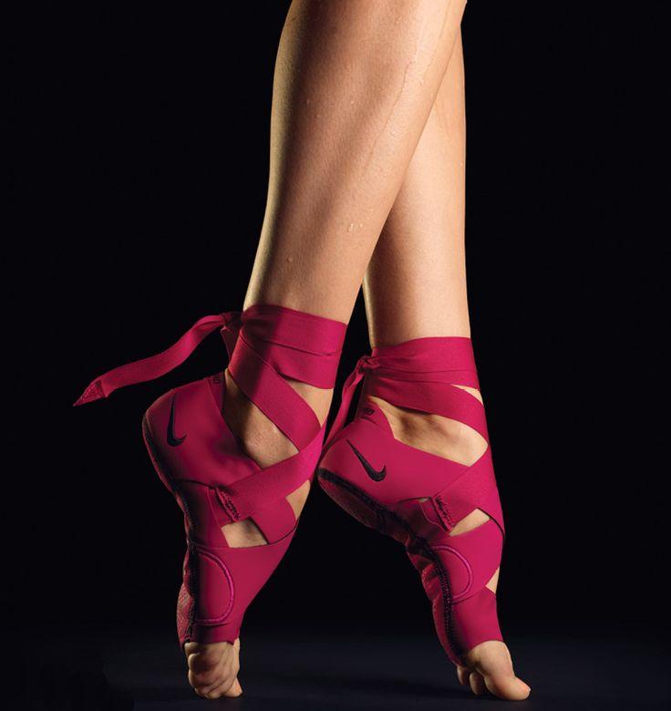 Nike Studio Wrap bellydancing, barre, yoga shoes