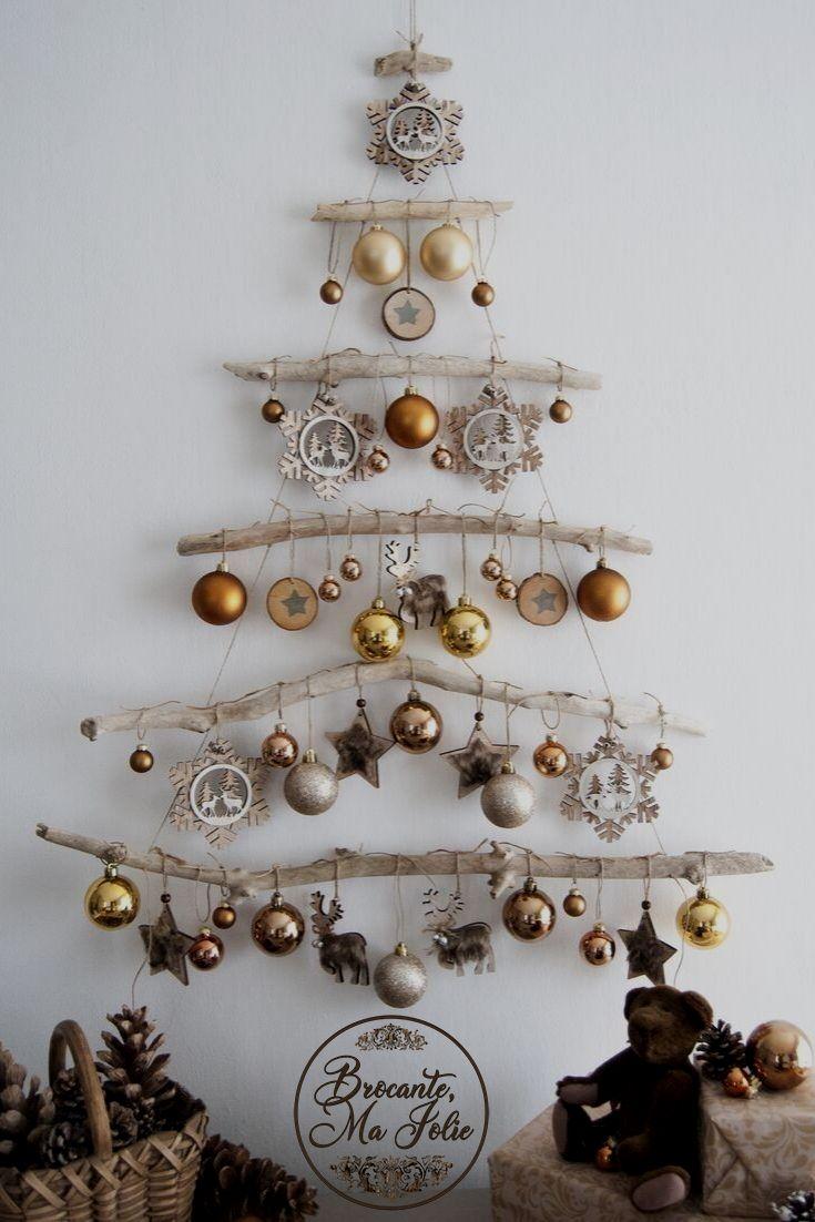 18 Christmas Decor Suggestions Wall Mounted Christmas Tree Driftwood Christmas Tree Christmas Decor Diy
