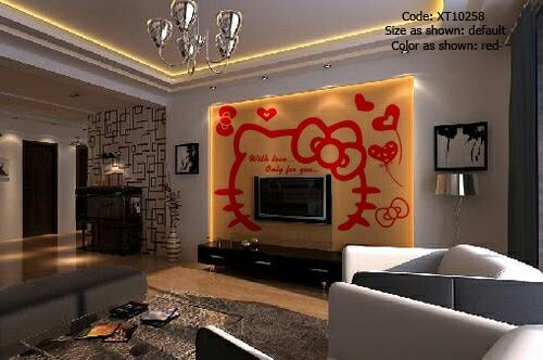 Living room decal