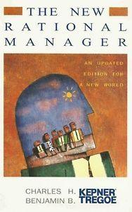 The-New-Rational-Manager-Tregoe-Benjamin-B-0971562717