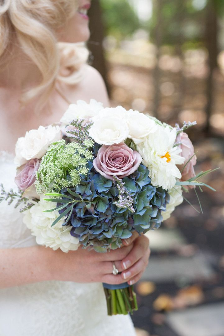 Rustic Backyard Harrisburg Wedding from Teal Photography - bridal bouquet