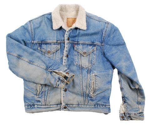 Vintage Levi's shearling vest OttURssbx