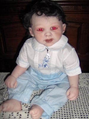 Gothic Horror Reborn Dolls And Demons On Pinterest