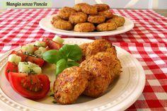 Queste polpettine vegetariane sono ultraleggere: ottime per cena ma anche come finger food, infatti sono squisite sia calde che fredde.