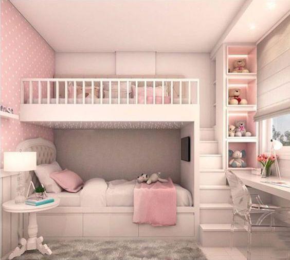 Schlafzimmer Dekoration; Kleines Schlafzimmer; Ruhezone