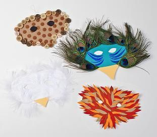 Endangered Species Masks