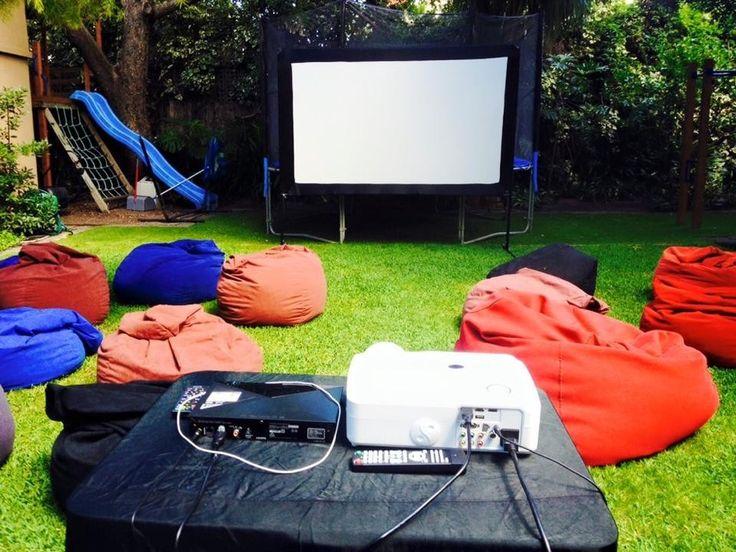 Outdoor Movie Nights - Melbourne's Mobile Backyard Movie nights, Cinema, Melbourne, VIC, 3000 - TrueLocal
