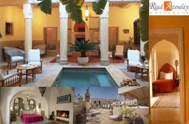 Riad Azoulay, Hotel in Marokko