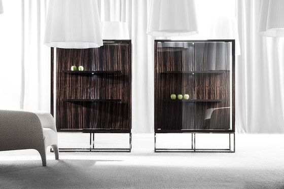 Display cabinets | Storage-Shelving | Pensami | Erba Italia. Check it out on…