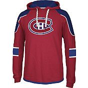 Reebok Montreal Canadiens Faceoff Edge Team Jersey Pullover Hoodie - Shop.Canada.NHL.com